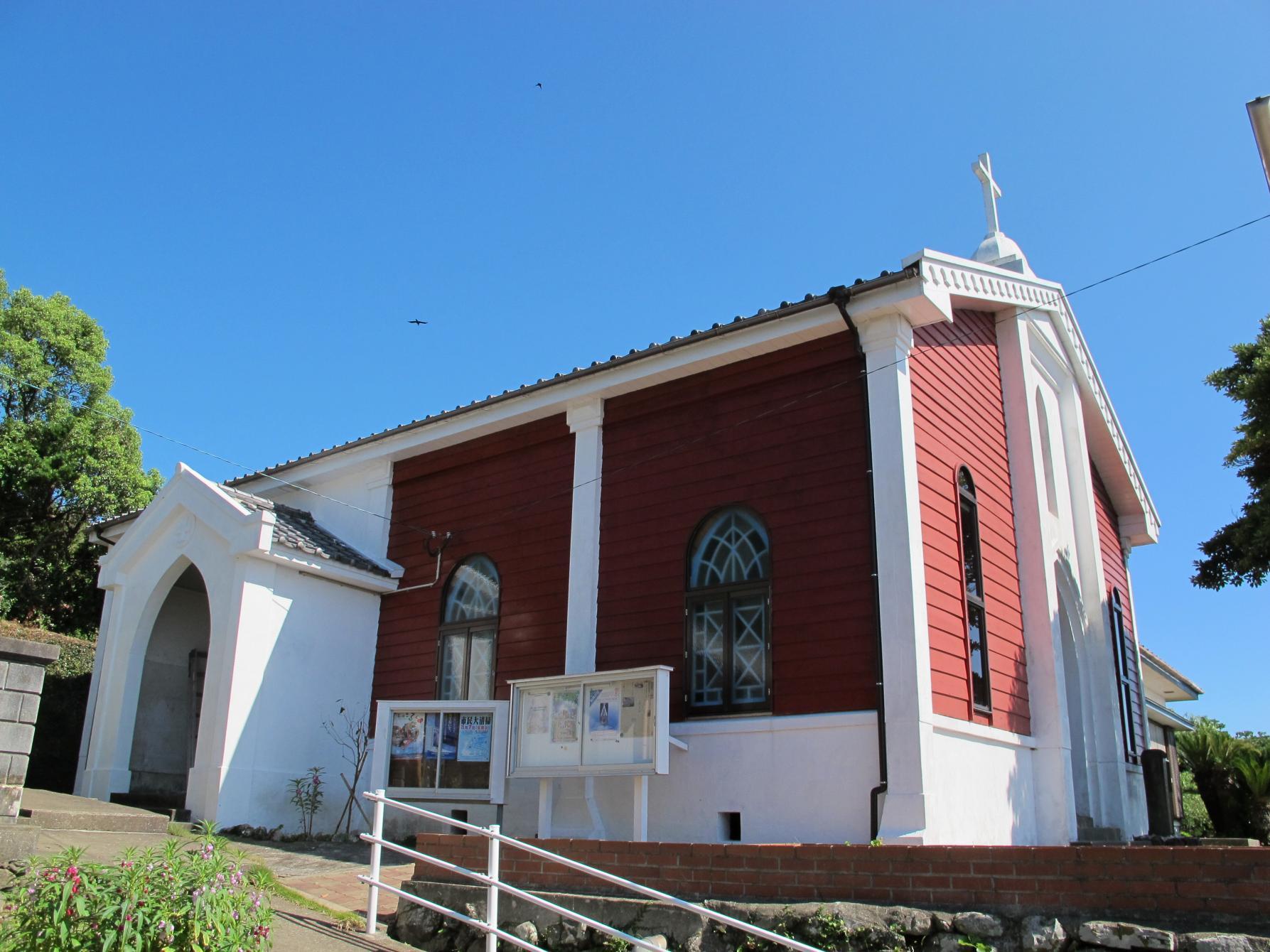 善長谷教会-1