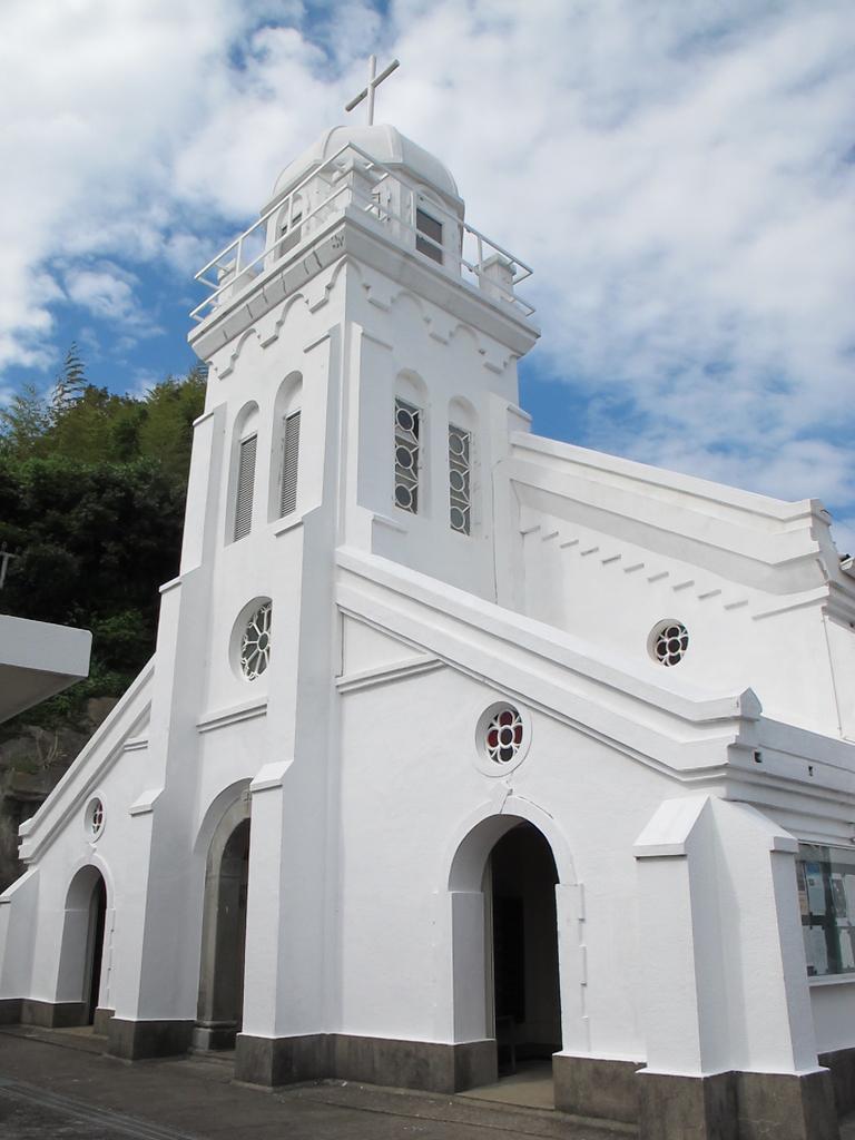 神ノ島教会-1