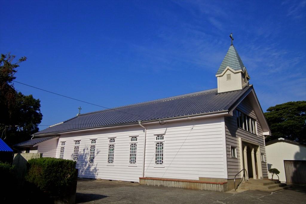 貝津教会-1