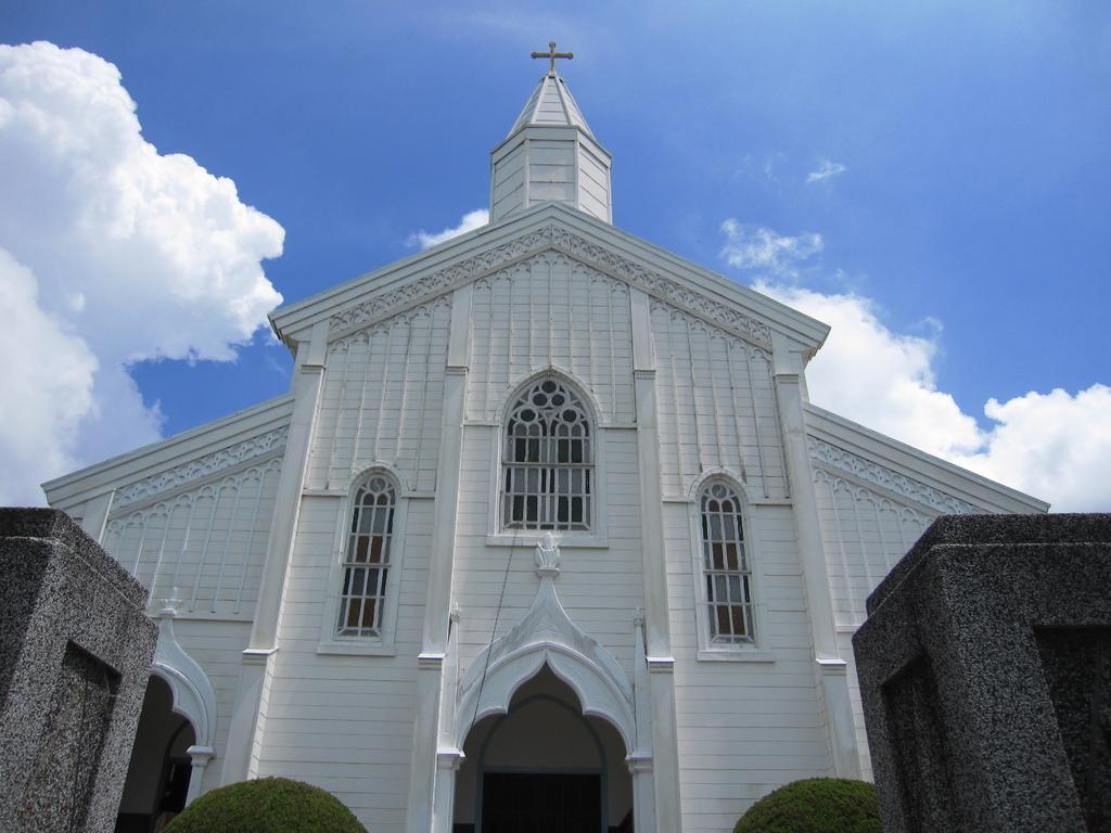 Mizunoura Church-1