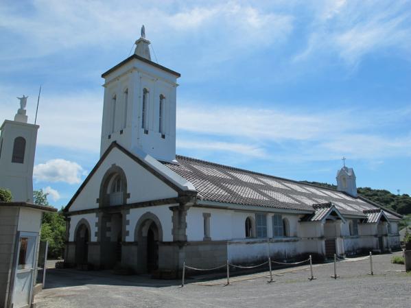 出津教会堂-0