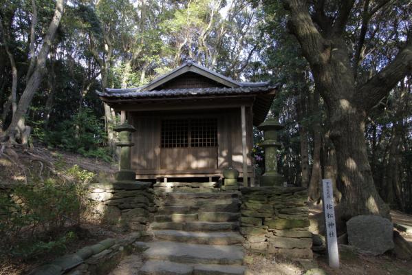 枯松神社-0