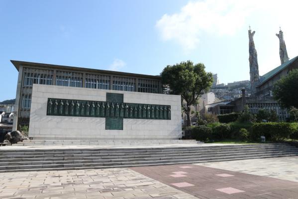 日本二十六聖人殉教地(西坂公園)-1