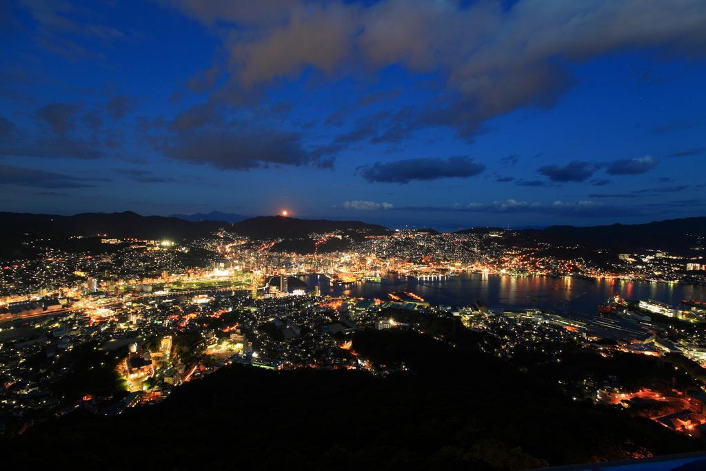 이나사야마 산 (稲佐山)-1