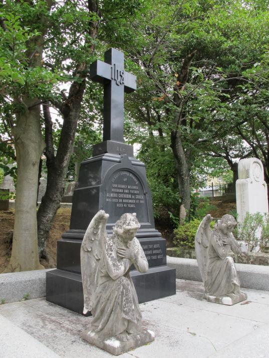 坂本国際墓地-1