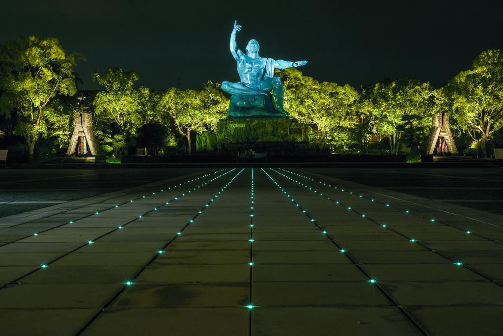 平和公園(平和祈念像、平和之泉)-4