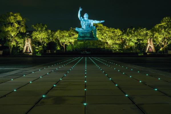 평화 공원 / 평화기념상・평화의 분수대 (平和公園 / 平和祈念像・平和の泉)-4