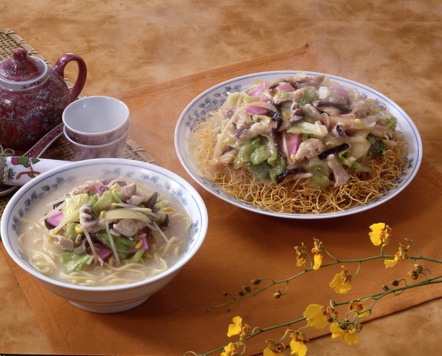 中華料理(ちゃんぽん・皿うどん)-1