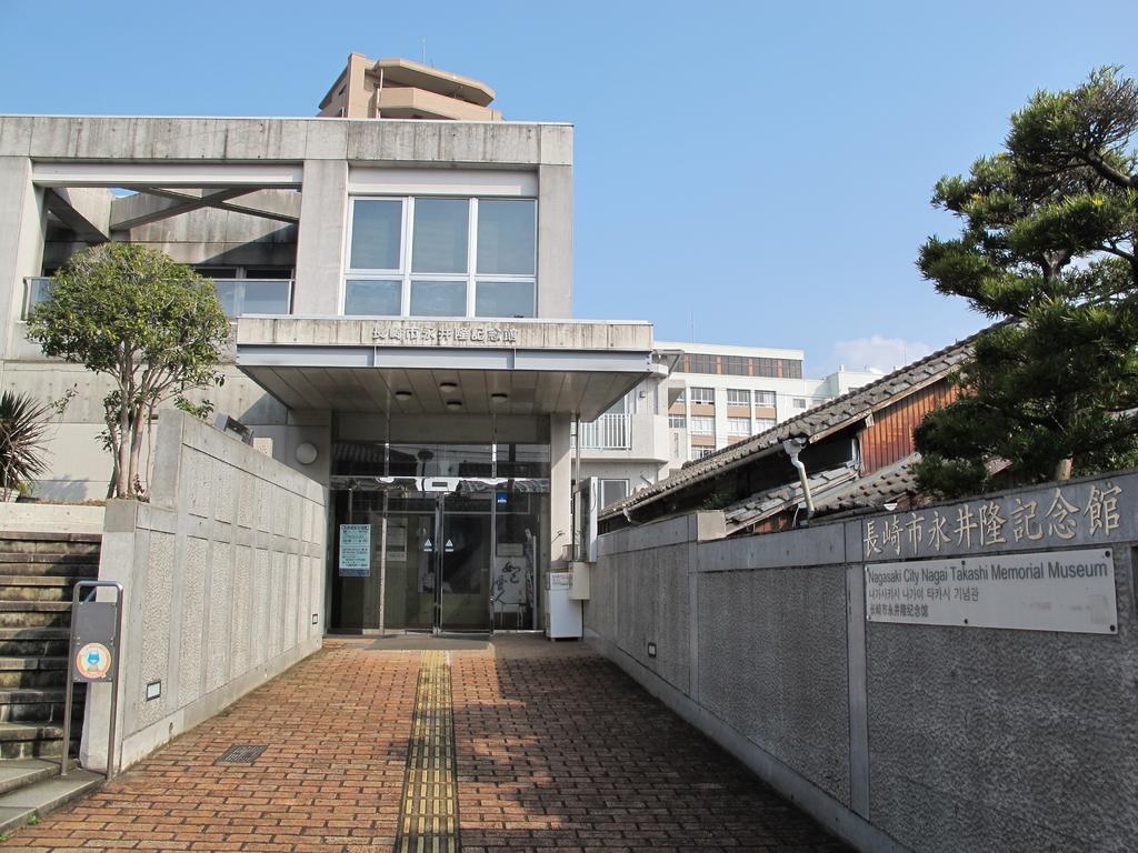 永井隆記念館-1