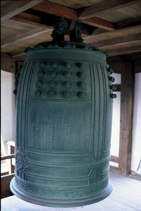 晧臺寺の梵鐘(こうたいじのぼんしょう)-1