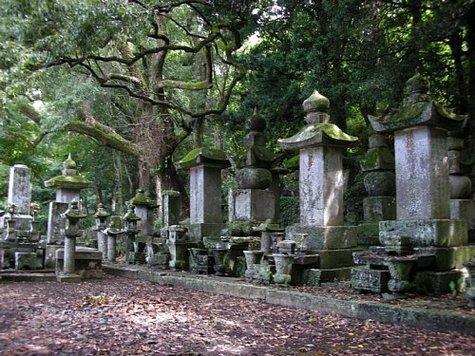 高島家墓地-1