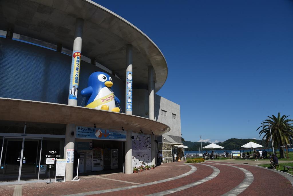 長崎ペンギン水族館-9
