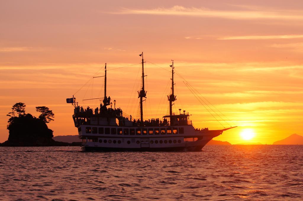 九十九島遊覧船パールクィーン-2