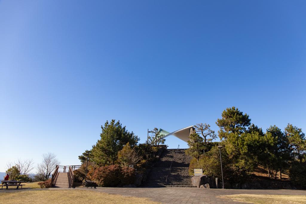 유미하리다케 산 전망대 (弓張岳展望台)-3