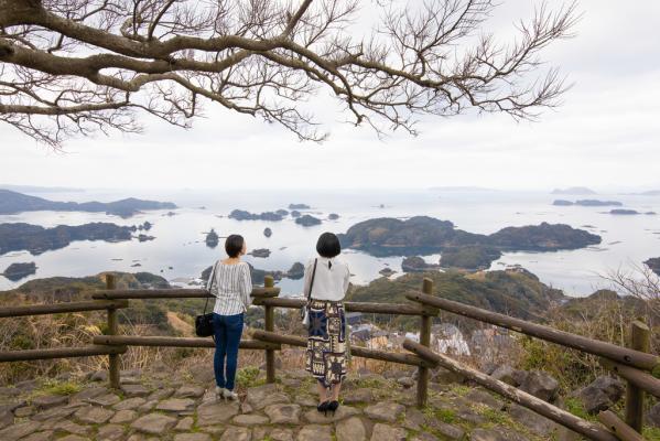 石岳展望台-2