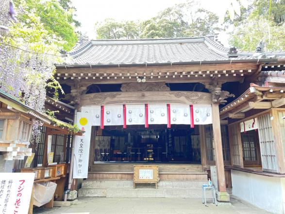 후지야마 신사 (藤山神社)-4