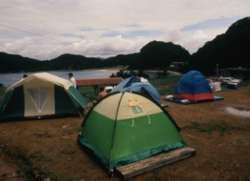 白浜キャンプ場-1