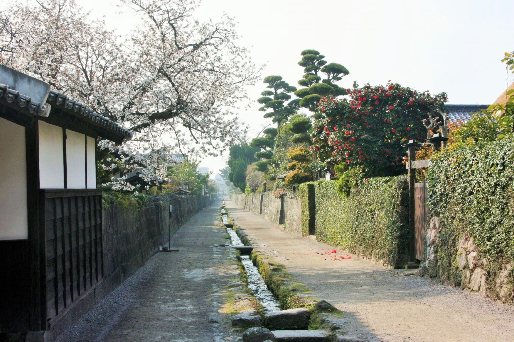 Old Samurai Residences-1