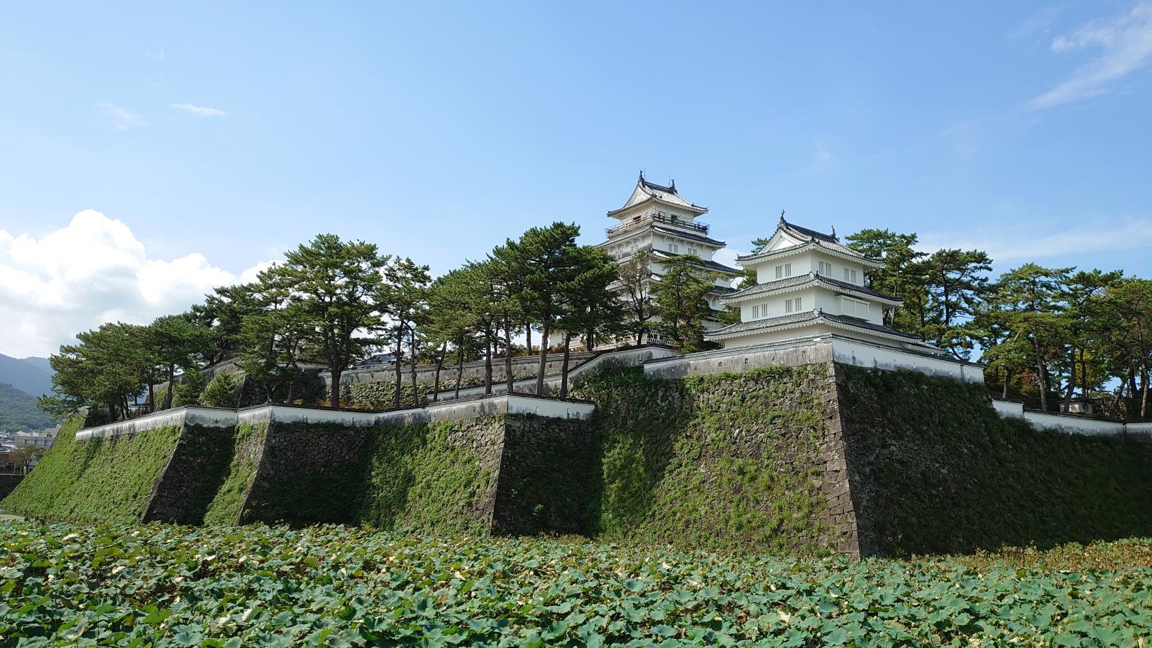 Shimabara Castle-1