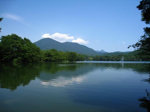 野岳湖公園-0