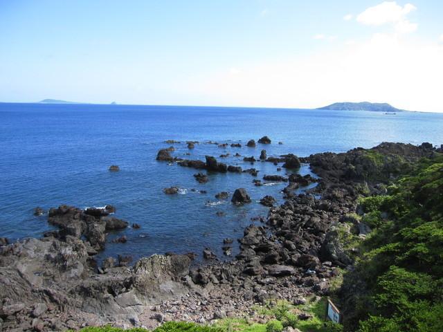 鐙瀬熔岩海岸-2