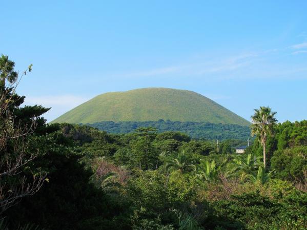 鬼岳火山群-1