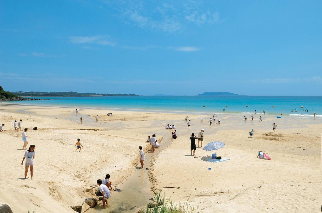 香珠子海水浴場-1