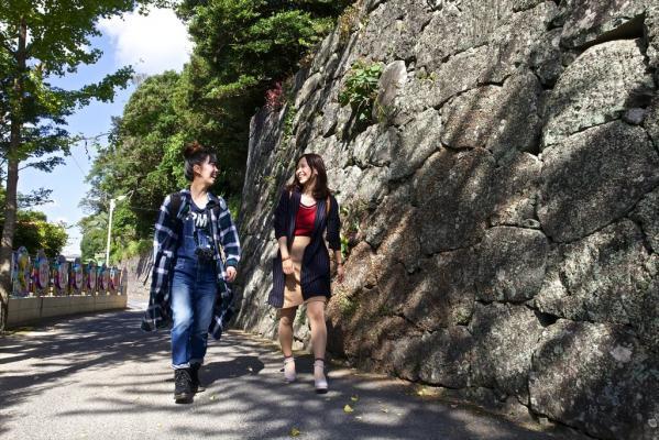 Fukue Castle  (Ishida Castle)-2