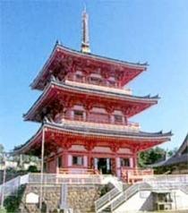 最教寺(三重大塔、霊宝館)-1
