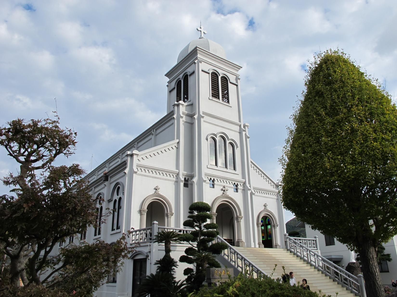 紐差教会-1