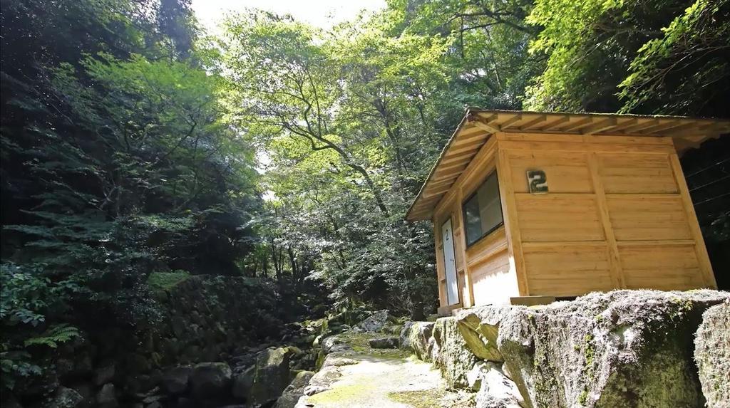 柚木川内キャンプ場-1