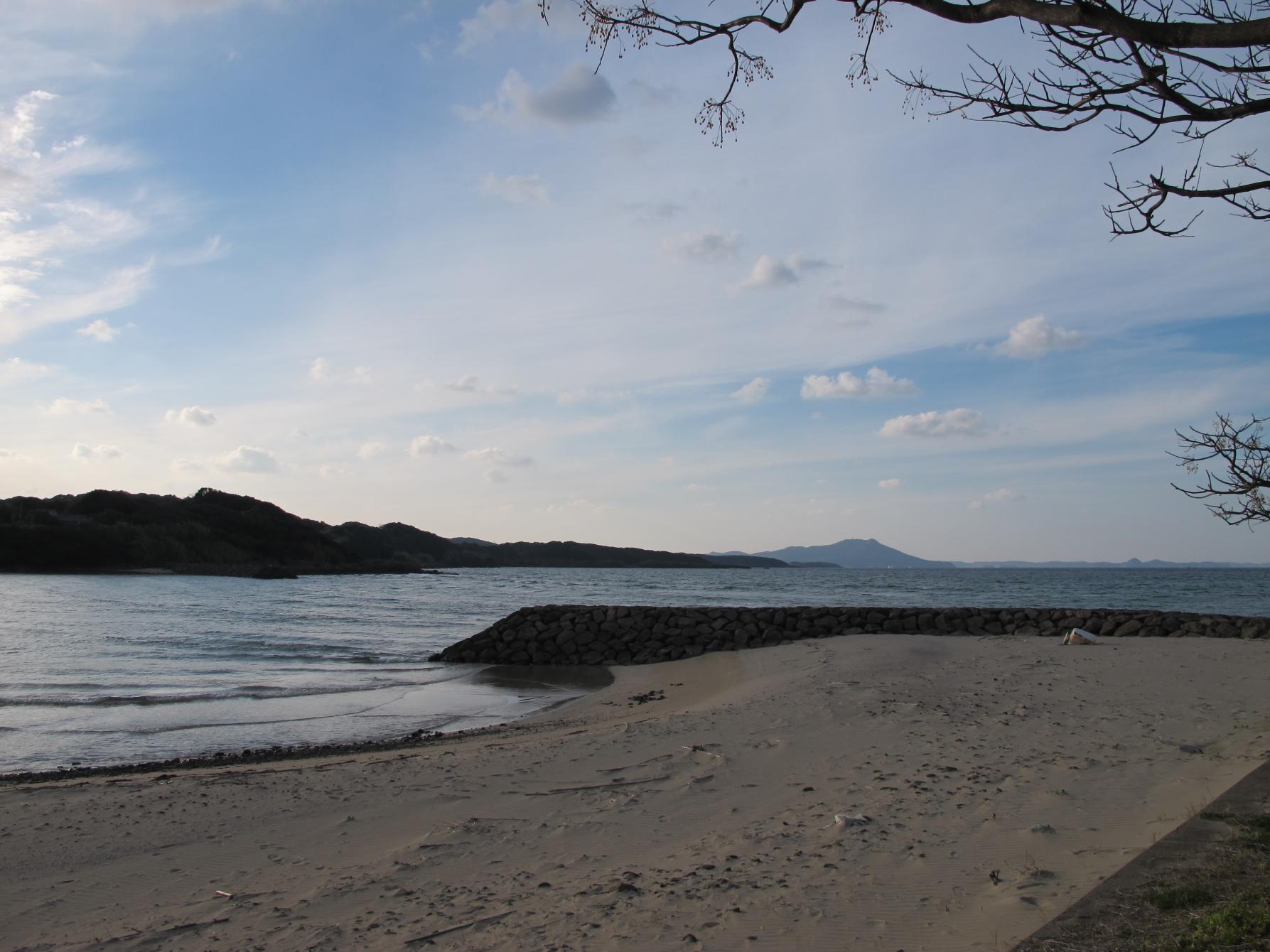 大崎海水浴場-1