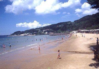 ぎぎが浜海水浴場-1