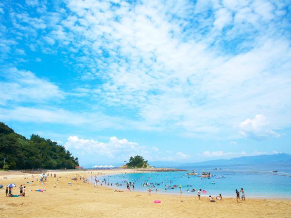 伊王島海水浴場 コスタ・デル・ソル-2