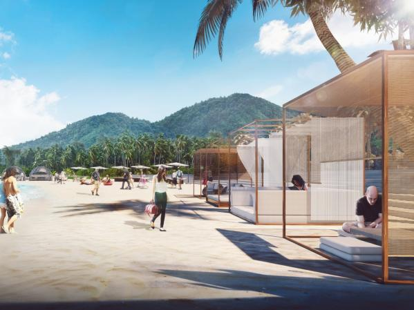 伊王島海水浴場 コスタ・デル・ソル-5
