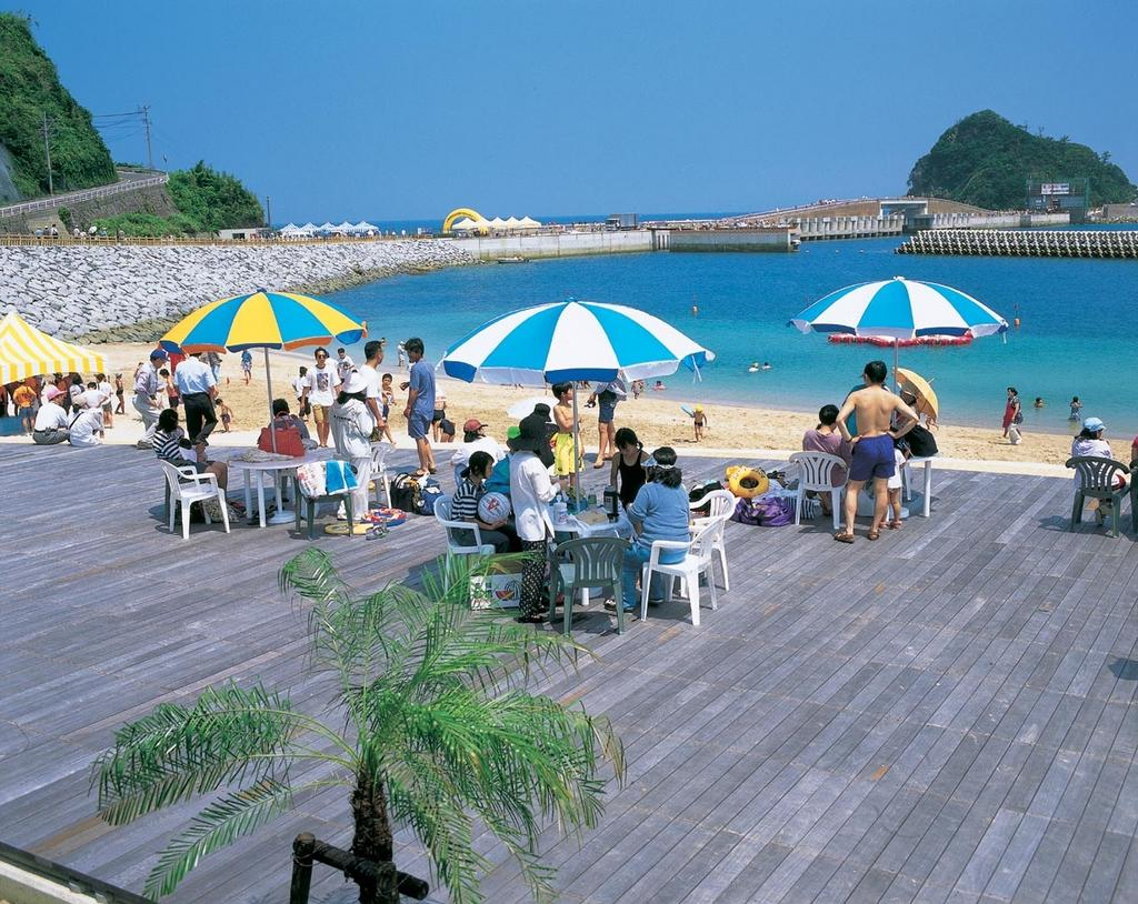 高島海水浴場-1