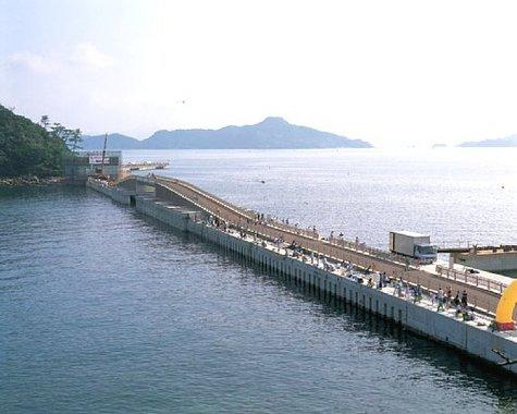飛島磯釣り公園-1
