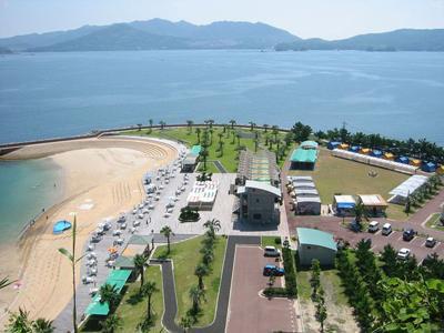 高島町ふれあいキャンプ場-1