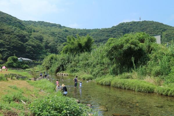 そとめ神浦川河川公園-7