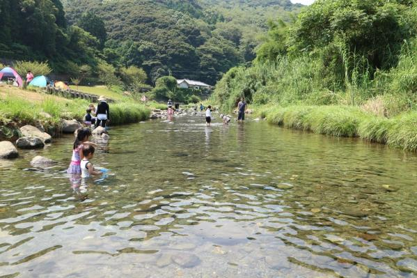 そとめ神浦川河川公園-6