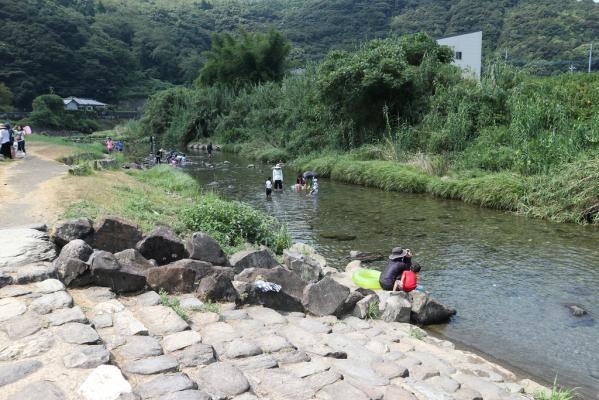 そとめ神浦川河川公園-4
