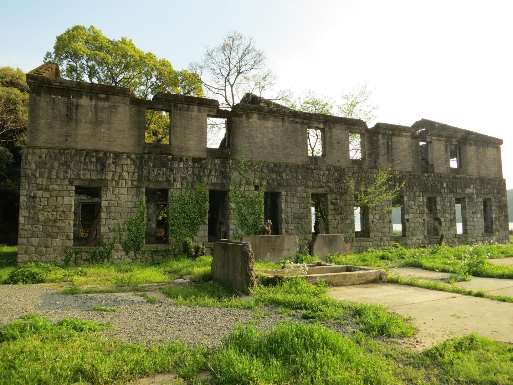 The Ruins of Former Torpedo Launch Testing Site-1