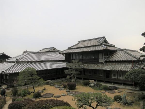 国見神代小路歴史文化公園鍋島邸-0