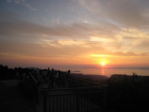 夕日の丘-0