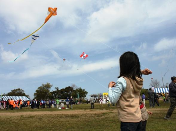 Nagasaki Kite-flying Tournament-0