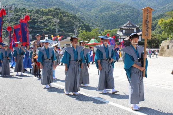 Izuhara Port Festival, Tsushima Island-1