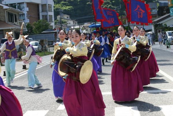 Izuhara Port Festival, Tsushima Island-6