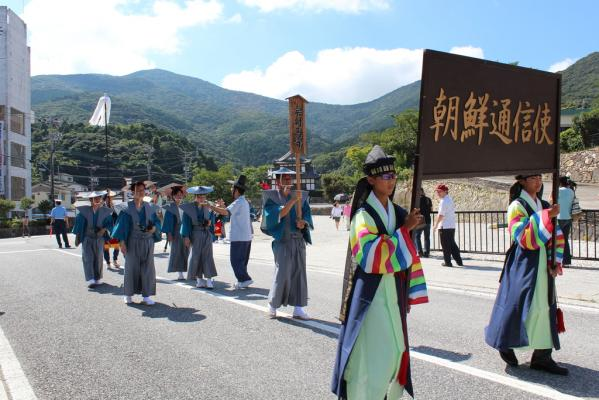 Izuhara Port Festival, Tsushima Island-0