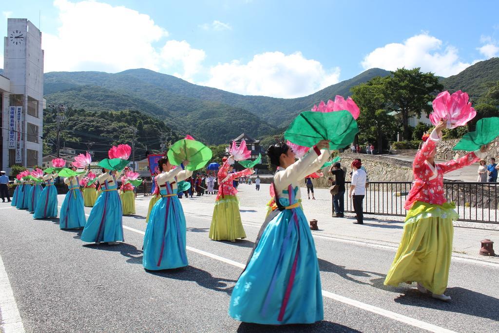 Izuhara Port Festival, Tsushima Island-4