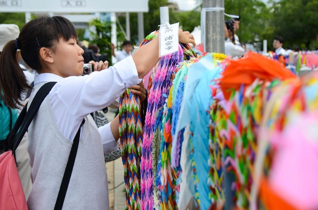Nagasaki Peace Memorial Ceremony-3
